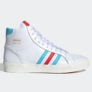 Adidas Basket Profi Shoes  Mid-Cut Sneaker  11.5
